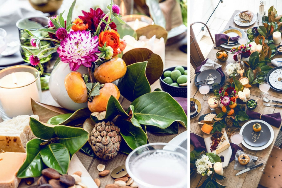 Thanksgiving Table Decor Centerpieces